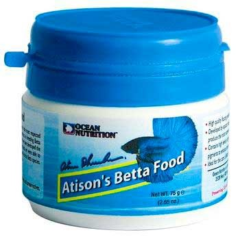 Atison's Betta Food 75gr