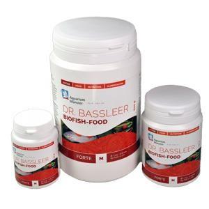 DR. BASSLEER BIOFISH FOOD FORTE L 60 g